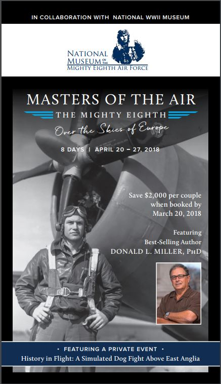 Masters of the Air Tour